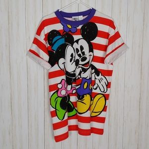 Vintage Mickey & Co t shirt
